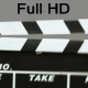 Clapperboard Transition - VideoHive Item for Sale