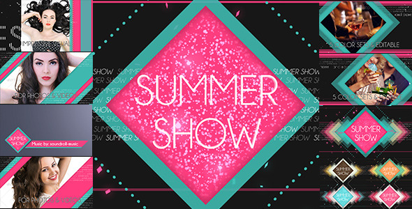 Summer Show Package