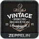 Vintage Labels & Logos Vol.3 - GraphicRiver Item for Sale