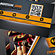 Fitness Business Card PSD - GraphicRiver Item for Sale