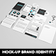 Branding / Identity Mockup - GraphicRiver Item for Sale