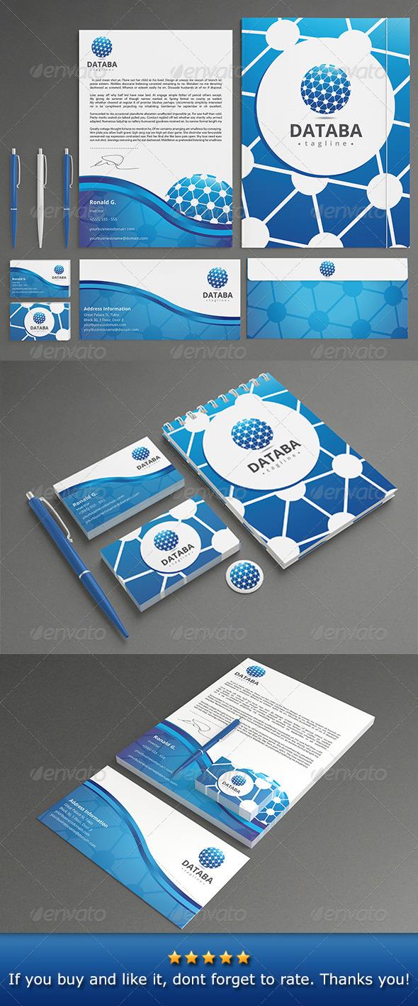 GraphicRiver Seo Logo Identity 8197012
