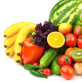 collection fruits and vegetables - PhotoDune Item for Sale