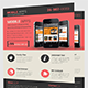 Mobile App Flyer Print Template - GraphicRiver Item for Sale