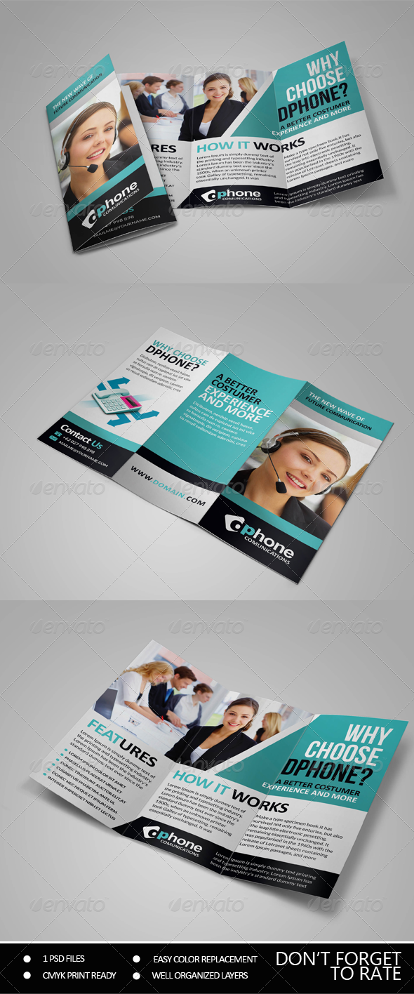 GraphicRiver Multipurpose Business Brochure Vol 4 8193801