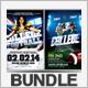 Super Football Flyer Bundle - GraphicRiver Item for Sale