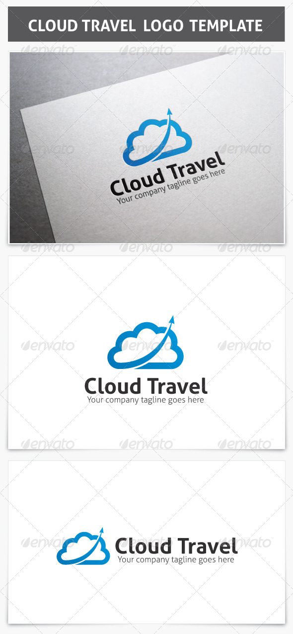 Cloud Travel Logo