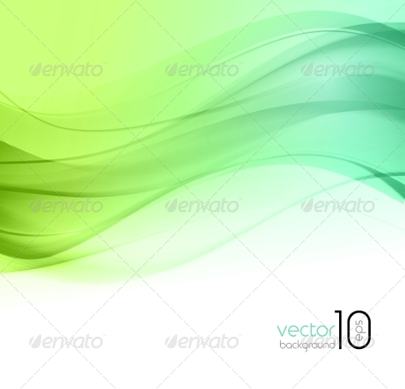 GraphicRiver Abstract Color Template Background 8209475