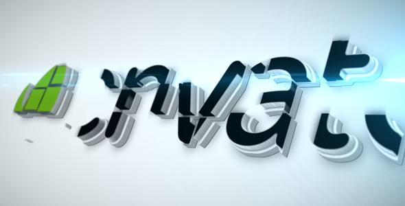 Blockbuilder Logo Reveal