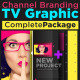 Tv Identity Branding Complete Package - VideoHive Item for Sale