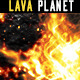 Lava Planet - GraphicRiver Item for Sale