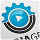 Media Gear Logo Template - GraphicRiver Item for Sale