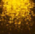 Abstract banner with triangle shapes - PhotoDune Item for Sale