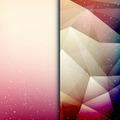 Abstract geometric polygonal shiny background - PhotoDune Item for Sale