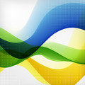 Abstract colorful line background - PhotoDune Item for Sale