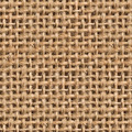 Seamless (Tileable) Fabric Jute Texture Pattern Closeup - PhotoDune Item for Sale