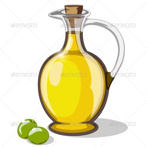 GraphicRiver Olive Oil 8215027