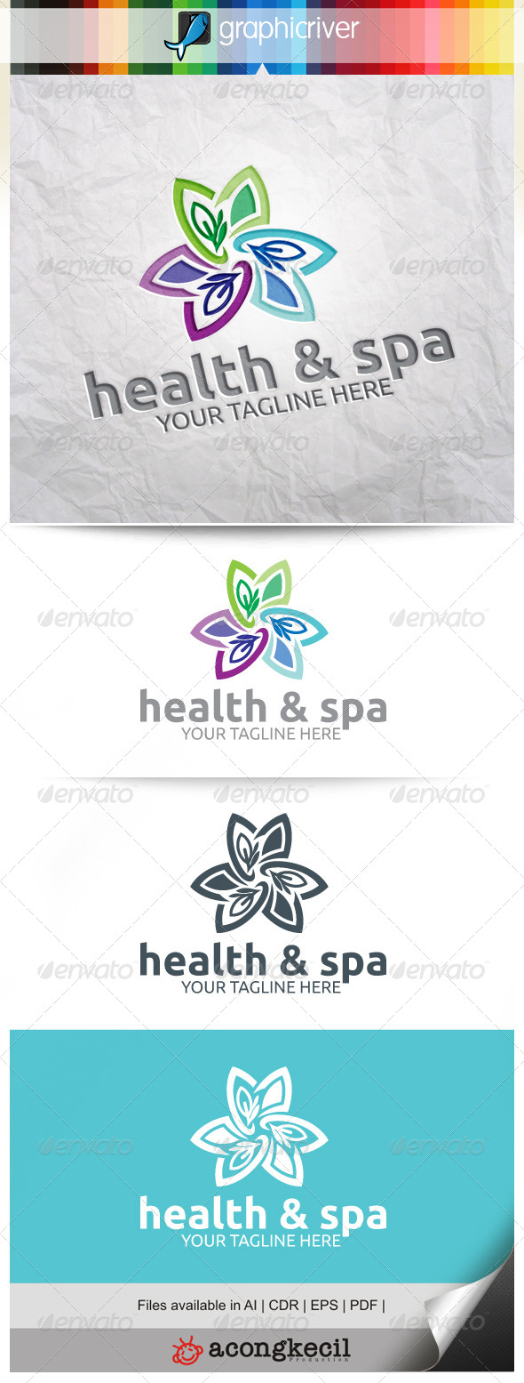 GraphicRiver Health & Spa 8215938