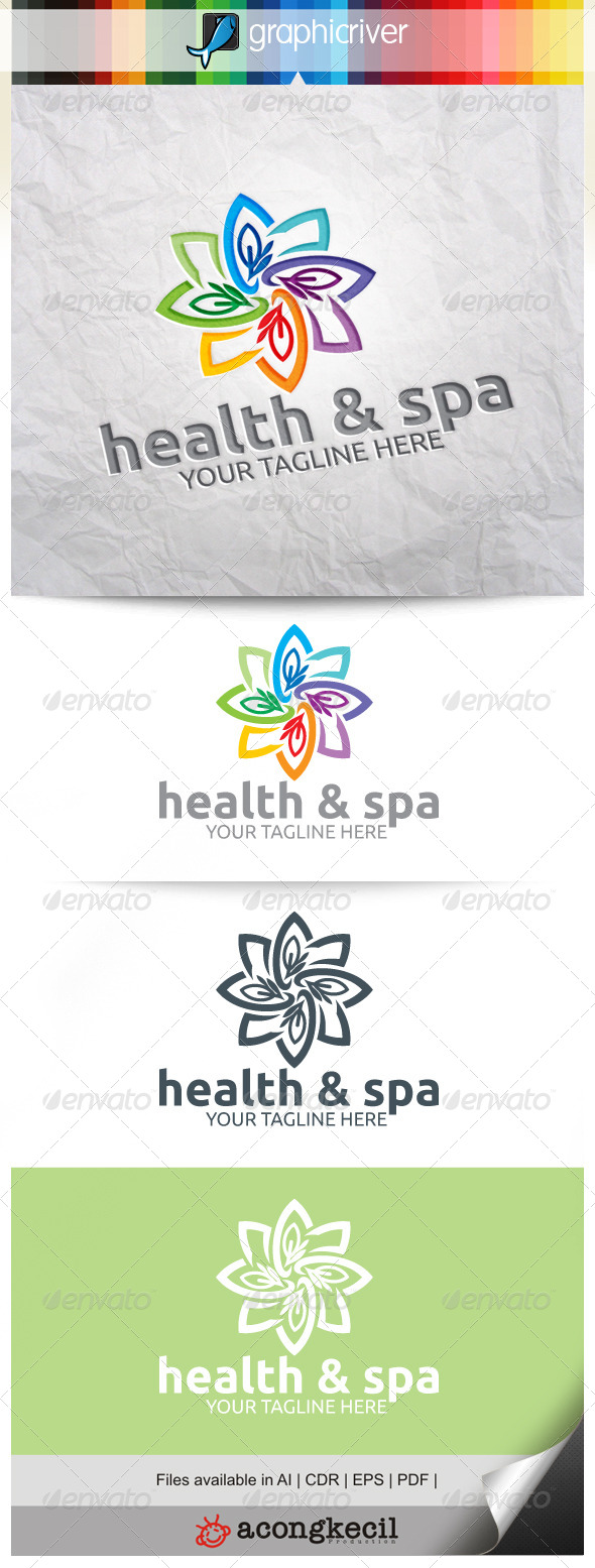 GraphicRiver Health & Spa V.3 8215947