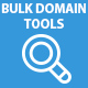 Bulk Whois Domain Availability Checker Script