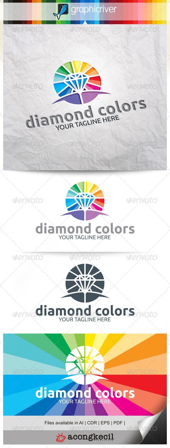 GraphicRiver Diamond Colors V.3 8215985