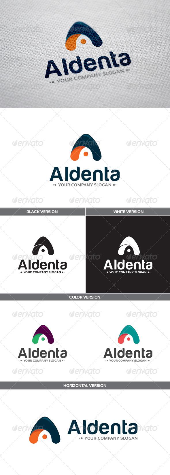 GraphicRiver Aldenta Logo 8216050