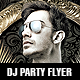 Guest DJ Party Flyer - GraphicRiver Item for Sale