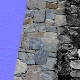 Dry Stone 3 (Tileable, seamless; Diff+Spec+Norm) - 3DOcean Item for Sale