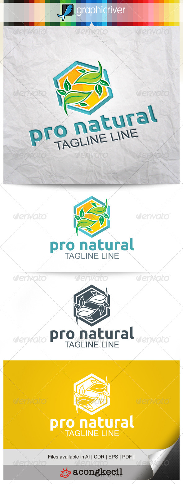 GraphicRiver Pro Natural V.2 8216366