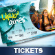 Event Tickets Template VII - GraphicRiver Item for Sale