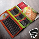 Tri-Fold Restaurant Menu 11 - GraphicRiver Item for Sale