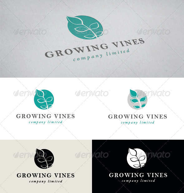 GraphicRiver Growing Vines 8217751