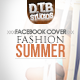 Fashion Summer Sale Facebook Cover - GraphicRiver Item for Sale