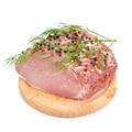 meat tenderloin  on a white background - PhotoDune Item for Sale