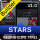 STARS - Responsive Email Template With Builder - ThemeForest Item for Sale