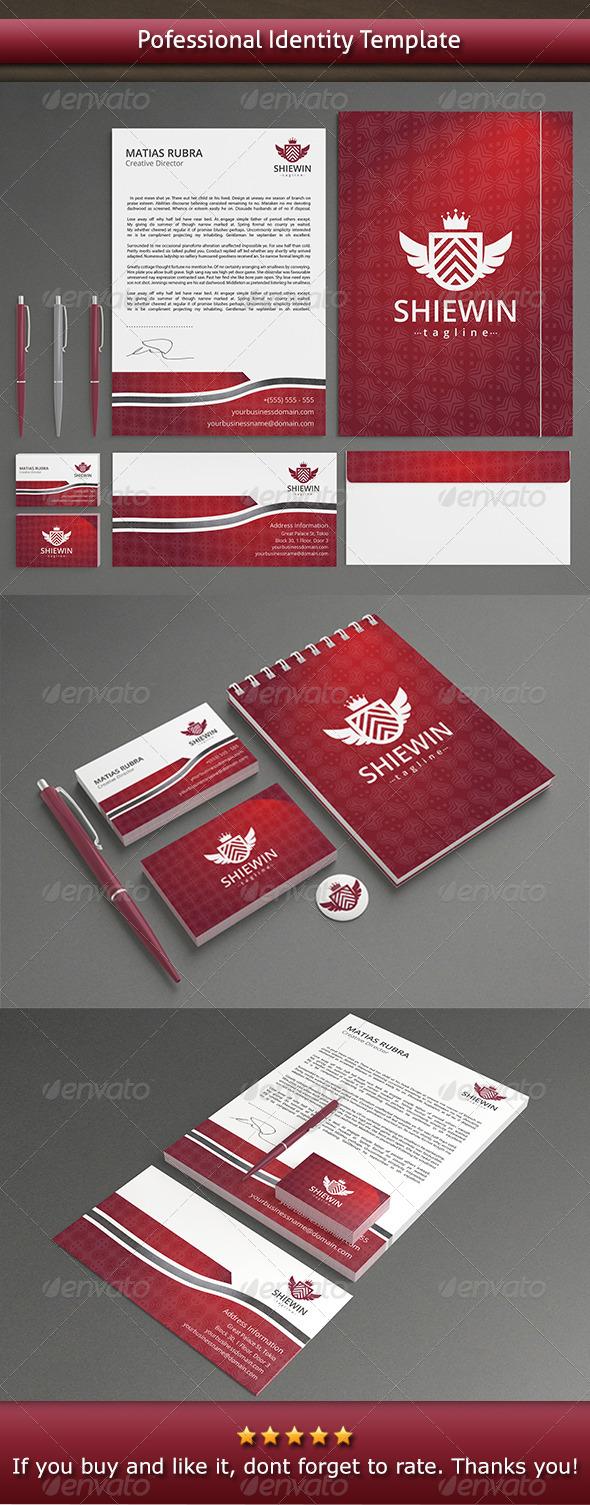 GraphicRiver Luxury Corporate Identity 8218637