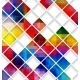 Multicolored Geometrical Abstract Background - GraphicRiver Item for Sale