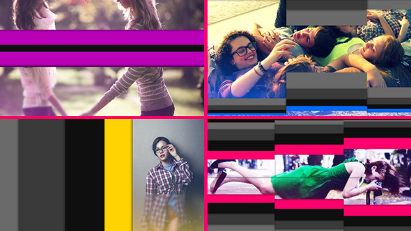 VideoHive Cool Slide Show 8191478