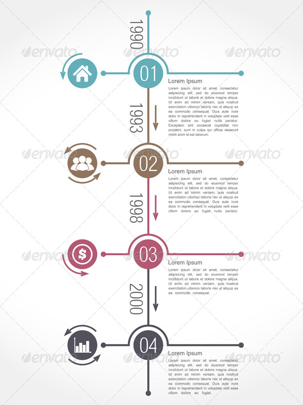 GraphicRiver Timeline 8219508