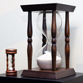 Big and small wooden sand clock - PhotoDune Item for Sale