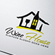 Wine House Logo - GraphicRiver Item for Sale