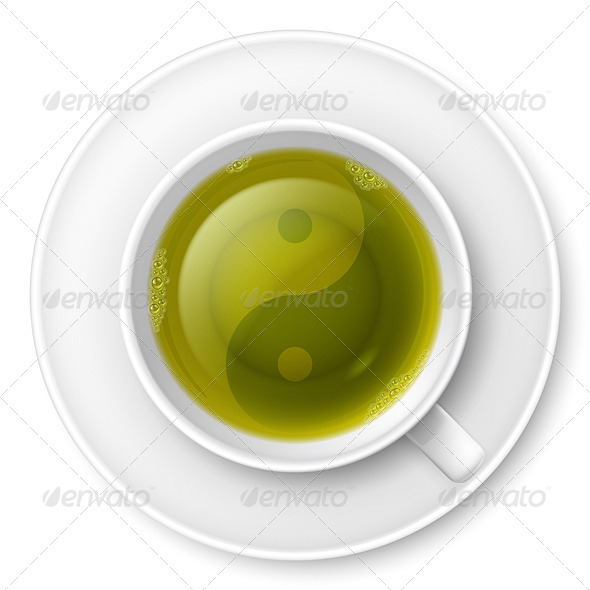GraphicRiver Tea Ceremony 8220287