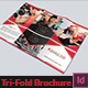 Fitness Tri-Fold Brochure - GraphicRiver Item for Sale