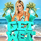 Get Wet Flyer - GraphicRiver Item for Sale