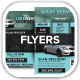 MY Automobile Carwash Service Flyers - GraphicRiver Item for Sale