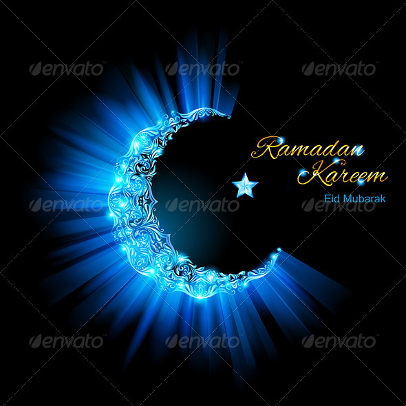 GraphicRiver Greeting Card of Muslim Month Ramadan 8220785