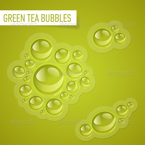 GraphicRiver Bubbles for Drink 8221374