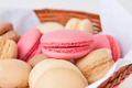 macaroons with various fruit fillings - PhotoDune Item for Sale