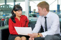 Young businessman and business lady communicate - PhotoDune Item for Sale