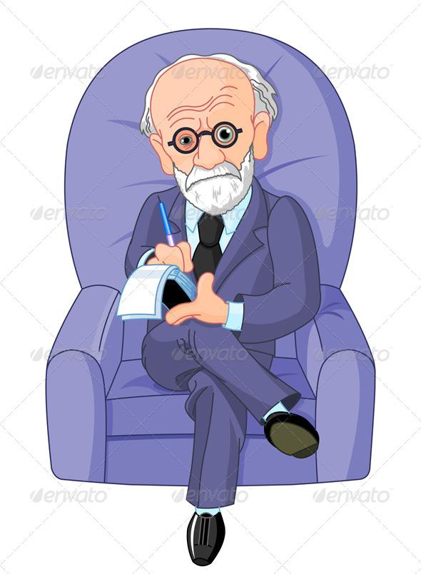 GraphicRiver Psychotherapist 8226251